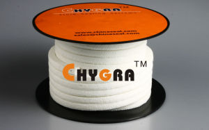 Pump Gland Pure PTFE Fiber Braided Packing (P1130) Sealing Material pictures & photos