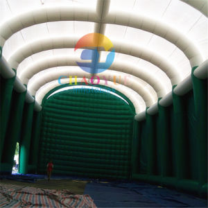 Airtight Outdoor Inflatable Party Event Camping Tent for Advertising pictures & photos