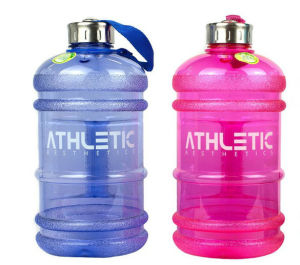 Gym Plastic Water Jug, Fitness Sports Water Bottle pictures & photos