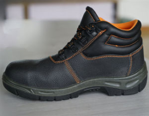 Famous Brand Middle Ankle Safety Shoes with Ce Ufa007 pictures & photos