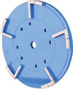 250mm Diamond Grinding Wheel / Concrete Grind Wheel pictures & photos