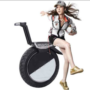 Popular Big Electric One Wheel Unicycle, Smart Electric Motorcycle High Speed One Wheel Scooter pictures & photos