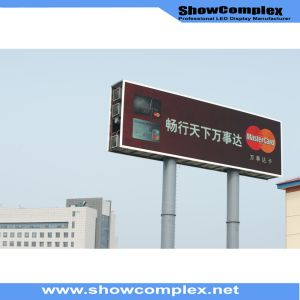 P10 DIP Front Serive Advertising LED Billboard Display pictures & photos