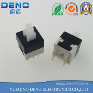 Black Mini No Locking Switch pictures & photos