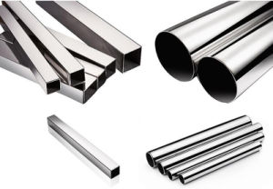 High Quality Seamless Stainless Steel Rectangular Pipe pictures & photos