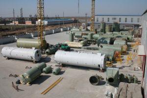Fiberglass Chemical Storage Tank / Vessel pictures & photos