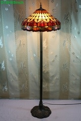 Tiffany Floor Lamp (18S1-13F7)