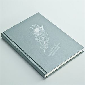 Hot Sale Offset Printing Art Paper Customized Notebook pictures & photos