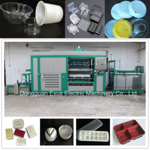High Speed Good Performance Plastic Vacuum Forming Machine