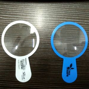 Promotional Plastic Magnifying Glass (PM186) pictures & photos