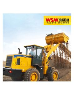 6 Tons Wheel Excavator with Bucket 3.4m3 for Carrying Macadam with Ce Certificate pictures & photos