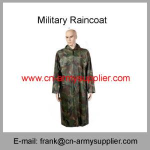 Police Raincoat-Traffic Raincoat-Duty Raincoat-Army Raincoat-Military Raincoat pictures & photos