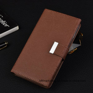 3 Folded Wallet Phone Case for iPhone 8/8plus pictures & photos