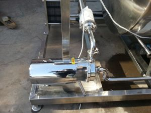 Steam Heating CIP cleaning Machine (split type CIP cleaning machine) pictures & photos
