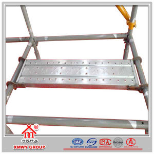 Hot DIP Galvanized Metal Scaffold Plank with Hook pictures & photos