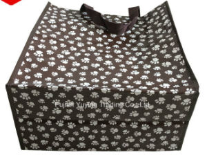 Customize Compound Tote Non Woven Shopping Bags (YYNWB062) pictures & photos