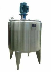 Blending Tank Made of Stainless Steel pictures & photos