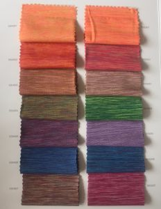 100% Polyester Rainbow Yarn DTY pictures & photos