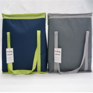 Portable Ice Bag Ice Pack Heat Insulation Bag Lunch Bag (GB#252) pictures & photos