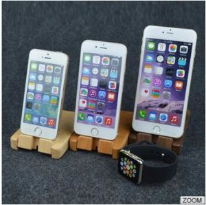 Hot Sale Cheap Price Wood Stand for Apple Watch/Phones Holder & Charge Docking Station