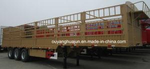 12 Meters Gooseneck Van Type Semitrailer pictures & photos