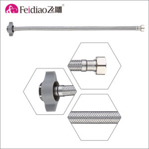 Good Price High Quality Stainless Steel Braided Hose with Spanner pictures & photos