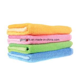 New Style Custom Design Microfiber Gym Sports Zipper Pocket Towel pictures & photos