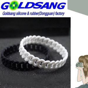 Wholesale Cheap Silicone Bracelets for Promotion pictures & photos