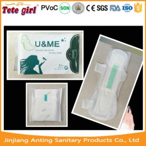 Tanzania Popular Women/Lady/ Female Sanitary Napkins with Mint Herbal pictures & photos