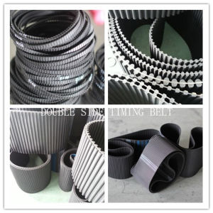 Black Rubber Timing Belt From Ningbo Factory for 17 Years pictures & photos