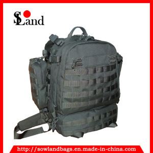 Black Military Molle Tool Backpack pictures & photos