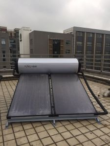 300L High Thermal Efficiency Non-Pressurized Flat Plate Solar Water Heater pictures & photos