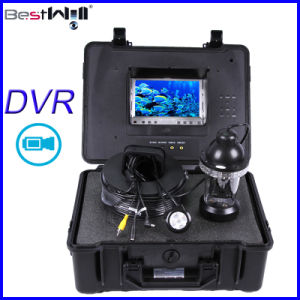 Underwater Camera 360 Degree Rotation Camera CR110-7B with DVR Video Recording with 20m to 300m Cable pictures & photos