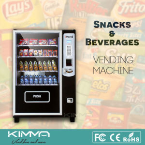 Candy and Beverage Vending Machine at Factory Price pictures & photos