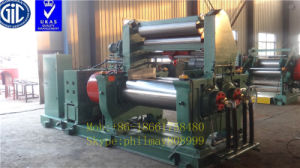 Rubber Two-Roll Open Mixing Machine (XK-450)