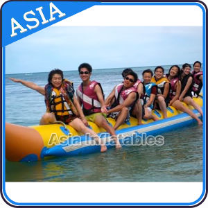 High Quality Inflatable Banana Boat, Inflatable Water Flying Banana Boat pictures & photos