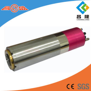 5.5kw Bt30 Atc Watercooling Spindle for Metal for CNC Router (120TD18Z5.5) pictures & photos