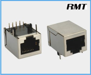 RJ45 Connector (RMT-59-015921-S8P1port) pictures & photos