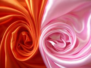 Polyester Smooth Satin Fabric for Dress/Garment/Textile pictures & photos