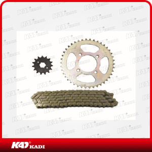 High Performance Motorcycle Spare Part Motorcycle Part Motorcycle Chain Kit for Cg125 pictures & photos