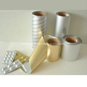 Aluminium Foil for Pharmacy Foil pictures & photos