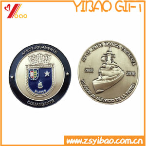 Metal Souvenir Coin with Full Color (YB-c-048) pictures & photos