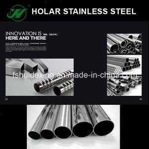 Ss 304 Stainless Steel Tube pictures & photos