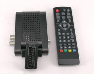 Hevc/H. 265 Mini Scart DVB-T2 TV Tuner pictures & photos