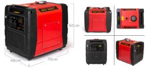 5600W 5.6kw Diesel Digital Inverter Generator New System