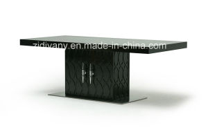 Wood Furniture Dining Room Wooden Long Table (LS-226) pictures & photos