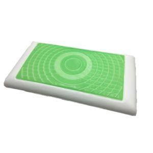 Cooling Gel Visco-Elastic Memory Foam Pillow pictures & photos