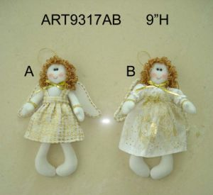 "8""Hx5.5""L Angel Giftbag-2asst. -Christmas Decoration pictures & photos"