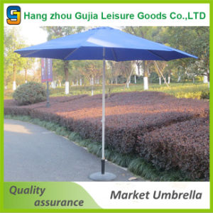 Durable Sunshade Easy up  Round  Outdoor Market Umbrella
