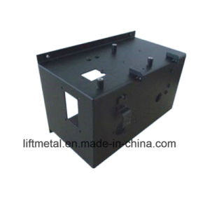 Custom Metal Fabrication Steel Processing Machinery Parts (LFCR0004) pictures & photos